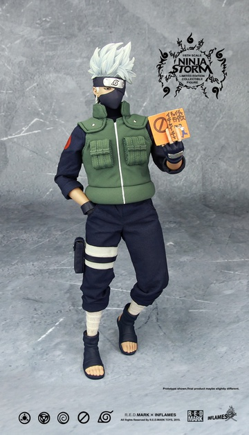 main photo of Ninja Storm Kakashi