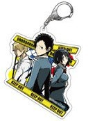 main photo of Durarara!! x2 Acrylic Keychain: Mikado & Masaomi & Anri
