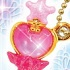 20th Anniversary Bishoujo Senshi Sailor Moon Die-Cast Charm 2: Pink Moon Stick