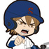 Pic-Lil! Diamond no Ace Trading Strap: Isashiki Jun