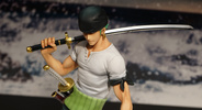 photo of Portrait Of Pirates NEO-DX Roronoa Zoro 10th LIMITED Ver.