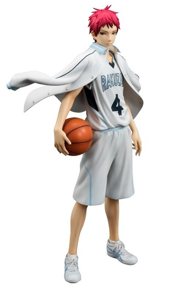 main photo of Kuroko no Basket Figure Series Akashi Seijuro