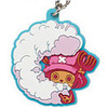 photo of One Piece Alphabet Soft Rubber Mascot: Tony Tony Chopper