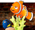 photo of Revoltech Pixar Figure Collection No.001 Nemo and Dory
