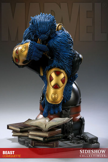 main photo of Marvel Comiquette Beast