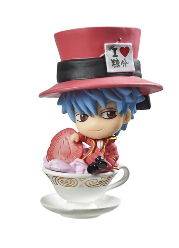 main photo of Petit Chara Land Gintama Fushigi no Kuni no Gintama-san Jounetsu no Red Rouge: Sakata Gintoki