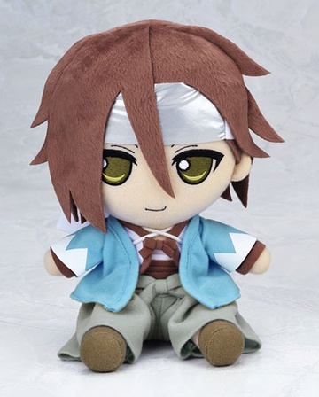 main photo of Hakuouki Plushie Series 28: Sanosuke Harada Shinsengumi Uniform ver.2