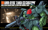 photo of HGUC AMX-011S Zaku III Custom