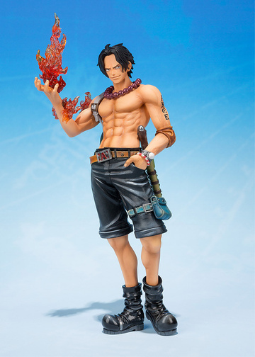 main photo of Figuarts ZERO Portgas D. Ace -5th Anniversary Edition-