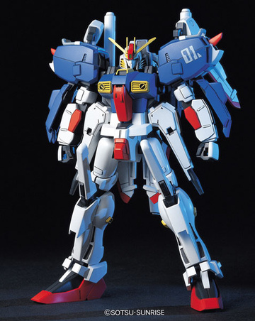 main photo of HGUC MSA-0011 S-Gundam