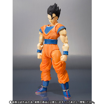 main photo of S.H.Figuarts Ultimate Son Gohan