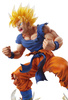photo of Super Figure Art Collection Son Goku SSJ Ver.2 Clear Hair Edition