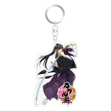 main photo of Touken Ranbu Online Big Size Acryilc Keychain Vol.2: Tarou Tachi