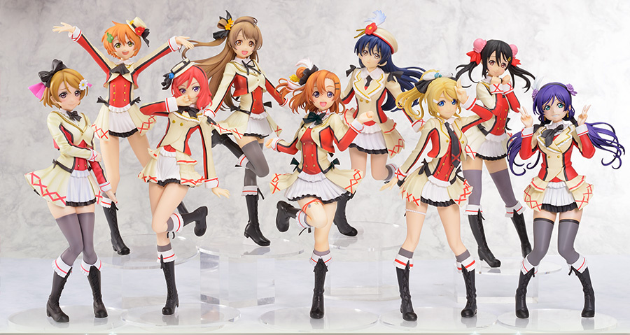 "Honoka Kousaka Premium Figure /""Sore wa Bokutachi no Kiseki/"" Sega Love Live!"