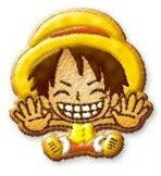 main photo of One Piece x Lipton Biscuit Mascot: Monkey D. Luffy Type A