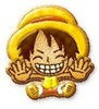 photo of One Piece x Lipton Biscuit Mascot: Monkey D. Luffy Type A