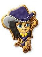 main photo of One Piece x Lipton Biscuit Mascot: Nico Robin