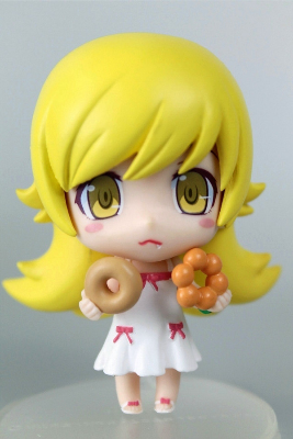 main photo of Oshino Shinobu