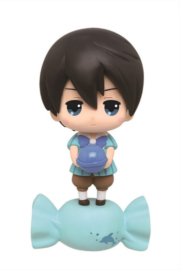 main photo of Kuji Honpo Free! ~Pop Candy~: Nanase Haruka Deformed Figure
