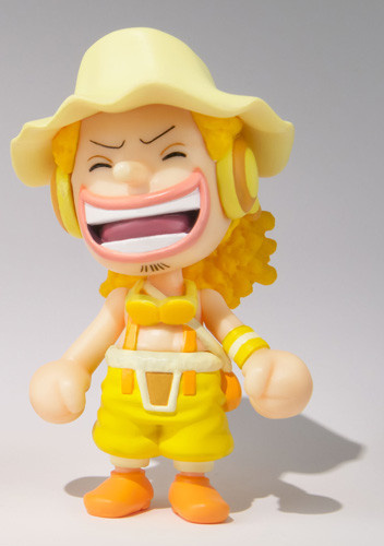 main photo of One Piece@be.smile~Irodori~ Special Color: Usopp