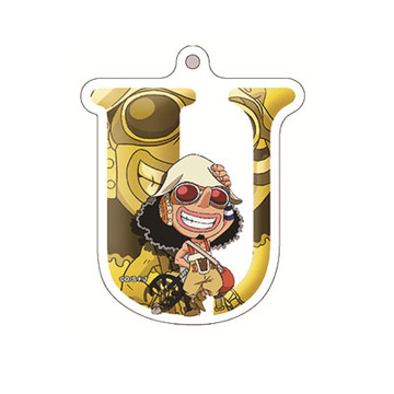 main photo of ONE PIECE Acrylic Keychain: Usopp