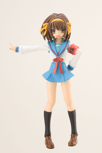 main photo of Fraulein Revoltech Suzumiya Haruhi School Uniform Ver.