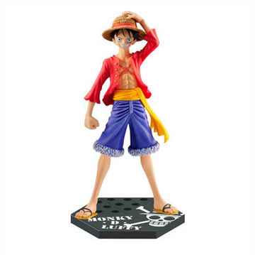 main photo of Hybrid Grade From TV Animation One Piece 01: Monkey D. Luffy