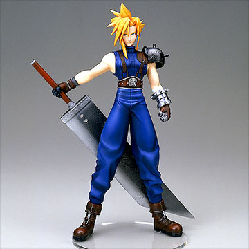 main photo of Cloud Strife