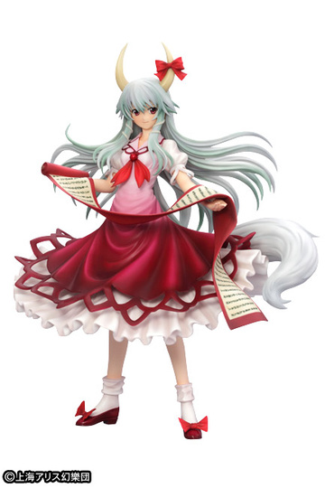 main photo of Kamishirasawa Keine Hakutaku ver. (Limited Color)