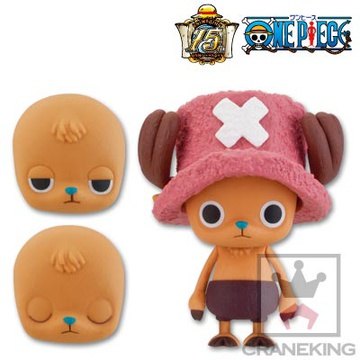 main photo of One Piece Cry Heart ~Sakura Blossoms Fall on the Winter Island~ vol.1: Chopper A