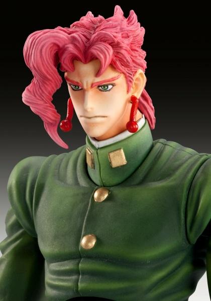 Super Action Statue 6 Noriaki Kakyoin My Anime Shelf