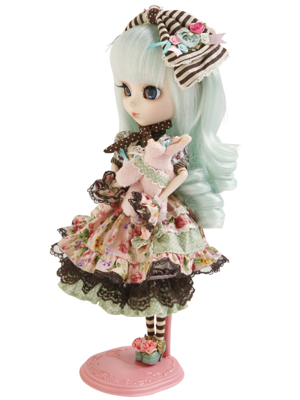 Pullip alice du jardin mint ver my anime shelf for Alice du jardin pullip