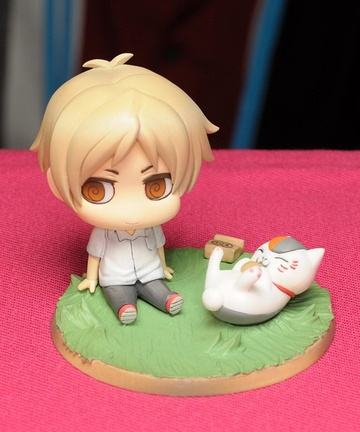 main photo of Natsume Takashi & Nyanko-sensei Yupon Ver.