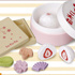 Petit Sample Series Ekinaka Sweets: Sakura Japanese Sweet for a Gift