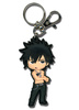 photo of Fairy Tail SD PVC Keychain: Gray Fullbuster