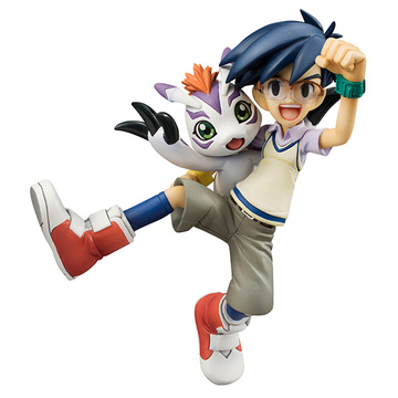 main photo of G.E.M. Series Kido Jou & Gomamon