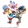 photo of G.E.M. Series Kido Jou & Gomamon