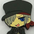 Umineko no Naku Koro ni Rubber Strap Collection Vol. 2: Amakusa Juuza