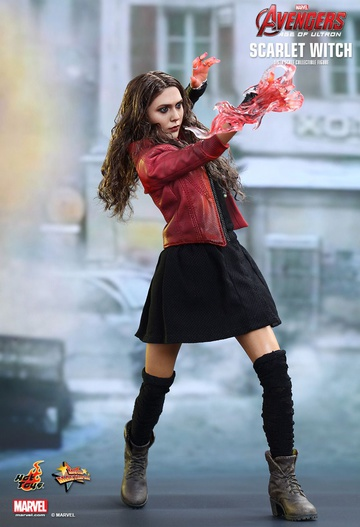 main photo of Movie Masterpiece Scarlet Witch