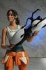 photo of 7 Action Figure Chell