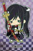 photo of -es series nino- Touken Ranbu Unit 3 Rubber Strap Collection: Taroutachi