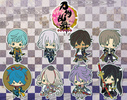 photo of -es series nino- Touken Ranbu Unit 3 Rubber Strap Collection: Ookurikara