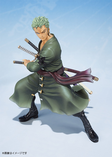 main photo of Figuarts ZERO Roronoa Zoro -5th Anniversary Edition-