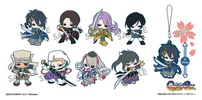 photo of Touken Ranbu Online Capsule Rubber Mascot Vol. 1: Mikazuki Munechika
