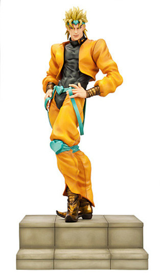 main photo of Ichiban Kuji Jojo no Kimyou na Bouken Stardust Crusaders ~Black Side~: Dio Brando