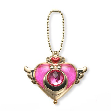 main photo of Miniaturely Tablet Sailor Moon: Crisis Moon Compact
