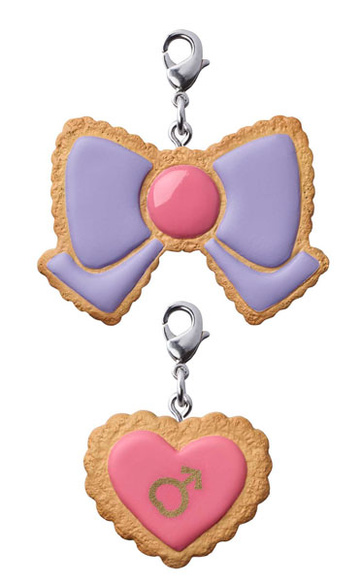 main photo of Sailor Moon Cookie Charm: Sailor Mars
