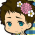 Free!ES birthday party!: Yamazaki Sousuke Birthday Party 2015 Rubber Strap