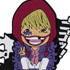Ichiban Kuji One Piece History of Law: Corazon Rubber Strap