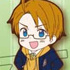 Hetalia The World Twinkle Rubber Strap Collection: America